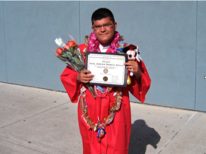 Axel-Graduation
